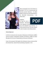 Biografia Monica Casamiquela