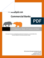 A Comparative Study of Commercial Banks