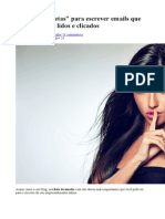 17 Dicas Email Marketing