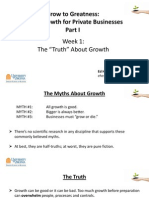 Smart Growth for Business