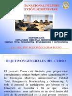 1º  2012   (30)   Administración - Calidad Total – Reingeniería  2 ULTIMO