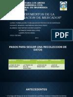 Instrumentos de Inv Mercado