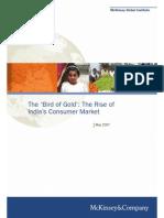 MGI India Consumer Executive Summary