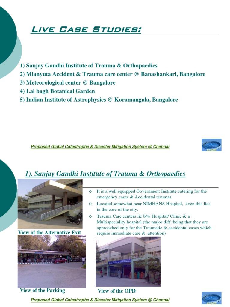 Case Studies-I (Live) | Meteorology | Emergency Department