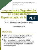 (3) A5 Representacao de Instrucoes AOC