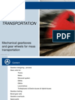 Transportation en Rail