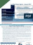 Credit Suisse Survey of Real Estate Agents Jan. 2014 Results