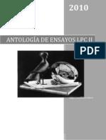 Antología de Ensayos 2010.
