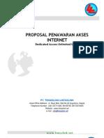 proposal penawaran internet lintaslink doc