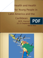 Youth Health and Health Policies for Young People in Latin