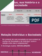 Sociologia - Sociedade Dos Individuos