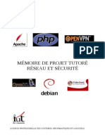 Configuration réseaux et sécurité-1