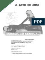 Curso Massagem Sensual