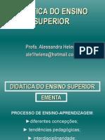 Didaticadoensinosuperior PDF