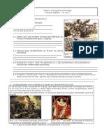 História e Geografia de Portugal.6º ano. Terramoto e invasões francesas