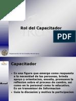 Rol Del Capacitador 01