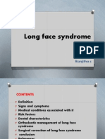 long face syndrome