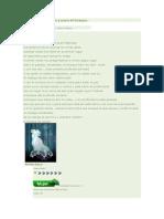 Poesia Para Simba y Para El Bosque