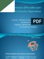 Servicios Del SO