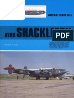 (Warpaint Series No.6) Avro Shackleton