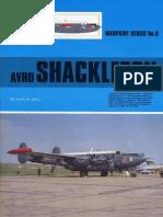 (Warpaint Series No.6) Avro Shackleton