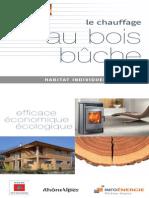 Guide Pratique Chauffage Au Bois Buche