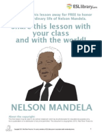 EFL Lesson on Nelson Mandela