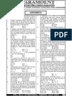 Ssc Mains (Maths) Mock Test-4