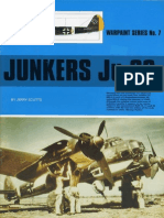 (Warpaint Series No.7) Junkers Ju 88