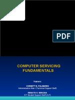 COMPUTER- Servicing Topics