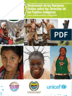 IndigenousDeclaratio YOUTH