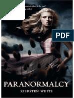 Paranormalcy - Kiersten White
