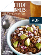 28 Days Meal Plan Interactive All