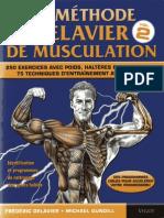 Delavier,Frederic Methode Musculation 2
