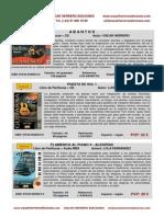 Catalogo Oscar Herrero (Partituras de Flamenco)