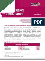 Reporte_junin Desnutricion Cronica