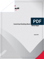 CommVault Building Block Configuration V9 White Paper