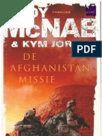 Andy McNab - De Afghanistan-Missie
