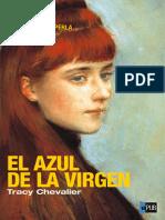 Tracy Chevalier - El Azul de La Virgen (v1.0)