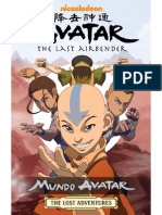Sokka the Avatar em portugues