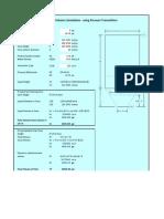 Tank Volume Calculations Using Pressure Transmitter