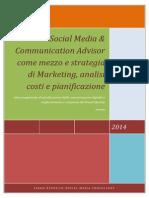La Camilla Social Web Strategy