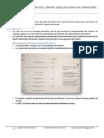 13. MODELADO DE CASOS DE USO, AÑADIR DETALLES CON LOS CONTRATOS DE LAS OPERACIONES