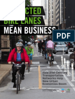 Bike Lane Mean Business