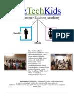 2013 BizTechKids Report