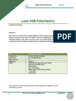 Basic Polarimetry Tutorial