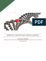 Genetic AI