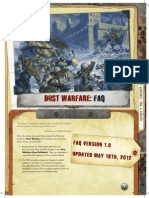 Dust Warfare FAQ High