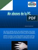 Abuso Del Mouse