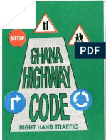 Ghana Highway Code